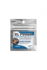 XL Power (4 gélules) - Aphrodisiaque : Aphrodisiaque masculin à action immédiate pour une érection rapide et de meilleures performances sexuelles (4 gélules).