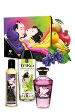 Coffret baisers fruités - Shunga
