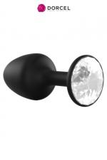 Geisha Plug Diamond XL - Dorcel : Version XL du Geisha Plug de Dorcel (11 x 4,5 cm) pour les amatrices et amateurs de gros et beaux sextoys.